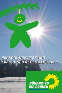 Wünsche Grüne Neubiberg 2017