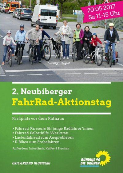 2 Neubiberger Fahrrad Aktionstag Bundnis 90 Die Grunen Munchen Land
