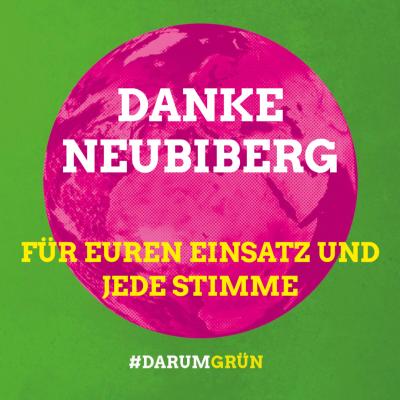 Bundestagswahl 2017: Über 14 Prozent der Zweitstimmen gehen an die Grünen