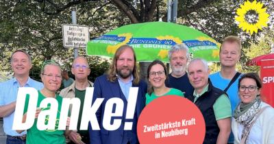 Bundestagswahl 2021: Danke für Eure Stimmen!